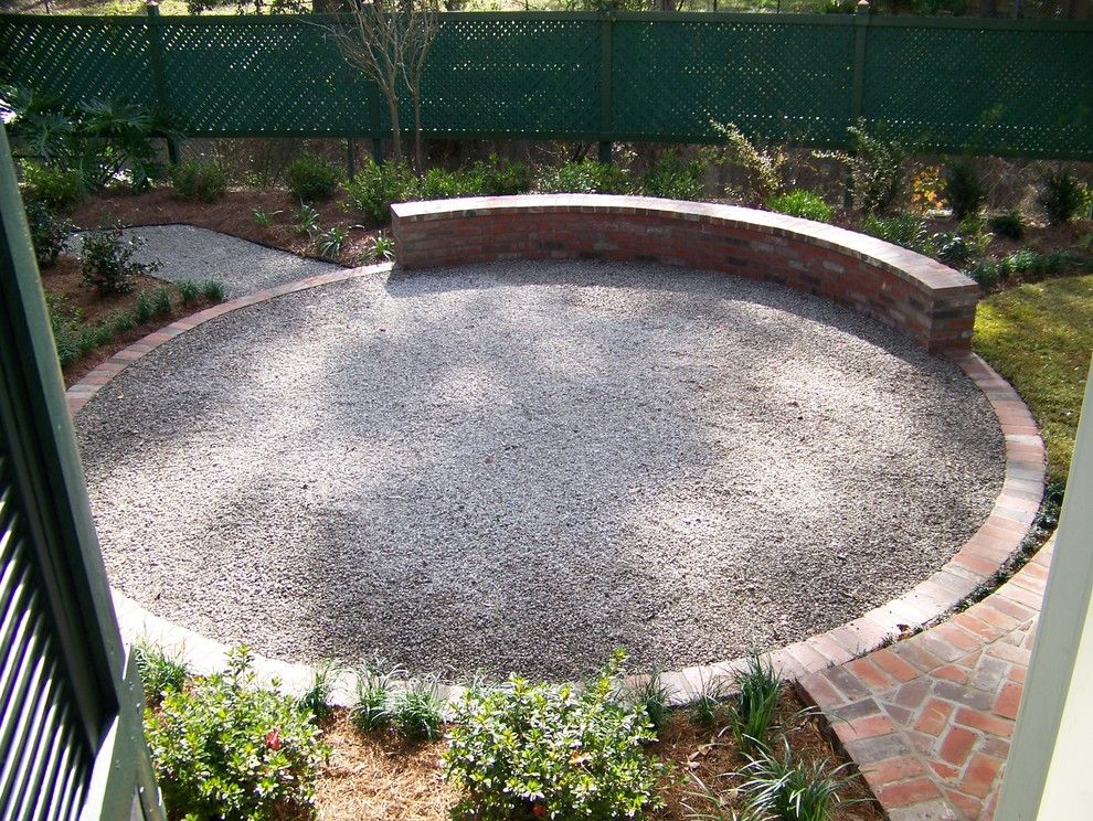 Crushed Limestone Patio Google Search Limestone Patio Sidewalk Landscaping Patio Stones
