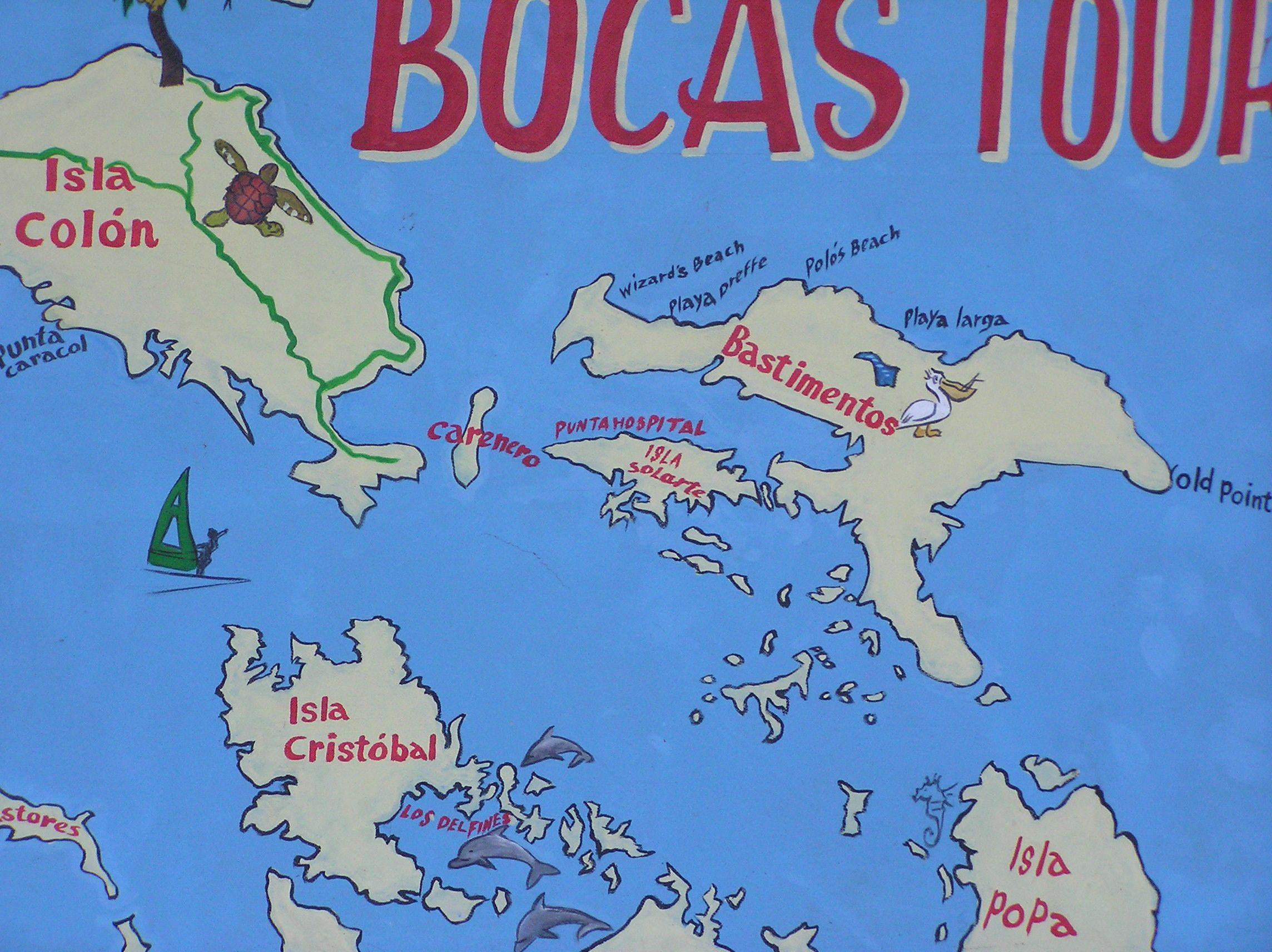 Bocas del Toro Panama Panama travel Pinterest Panama South