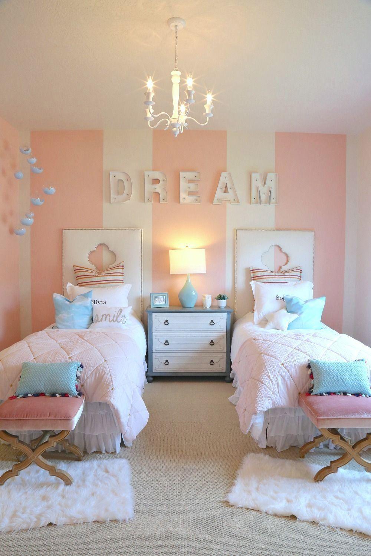 Creative Kids Bedroom Decorating Ideas 1000 2020 Yatak Odasi Ic Mekan Yatak Odasi Ic Tasarimi Hayallerdeki Odalar