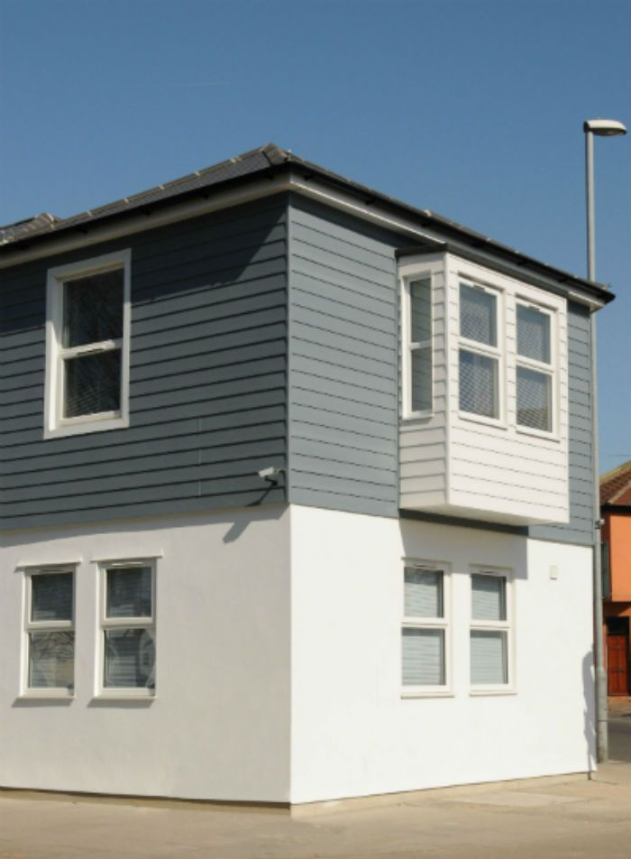 Freefoam See Sales Of Fortex Cladding Increase By 42 Exterior Work Pinterest External