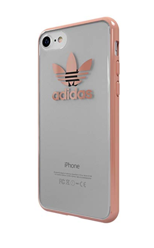 info for 14904 0aa58 FOR SALE: Adidas Originals - Clear Snap On Case For Apple iPhone 8 ...