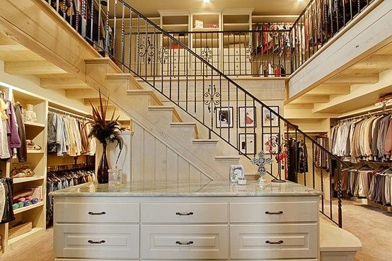 Attractive Two Story Closet   Google Search