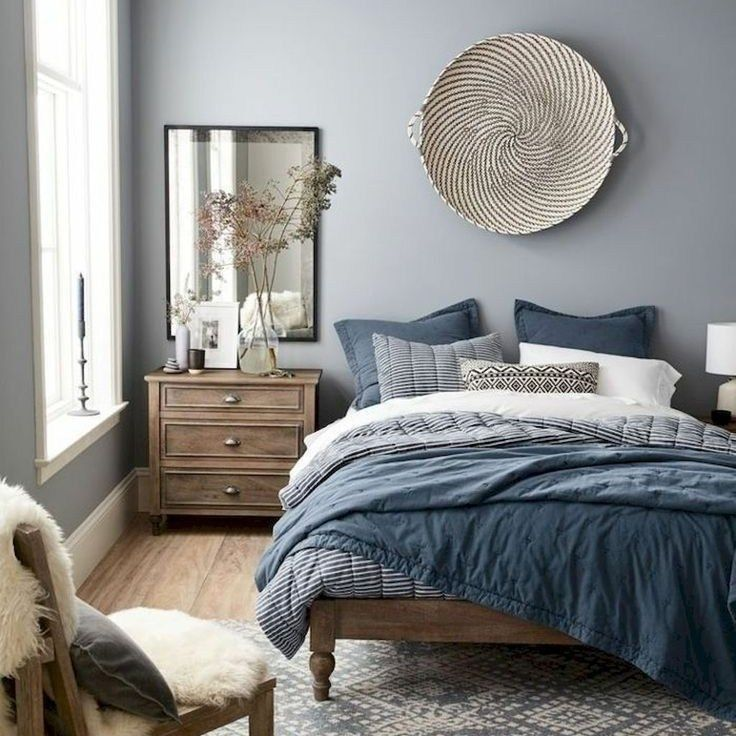36 The Most Neglected Fact About Blue Bedroom Ideas Uncovered Bobayule Com Calming Bedroom Bedroom Color Schemes Bedroom Interior