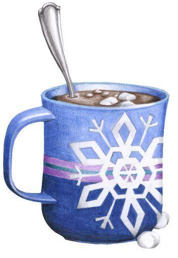 hot chocolate tea illustration coffee illustration clip art vintage hot chocolate tea illustration