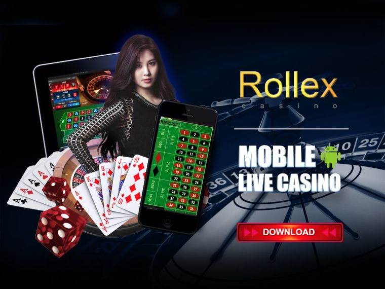 rollex casino test id