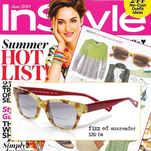 Fizz Ed Reader Sunglasses 139 Reader sunglasses