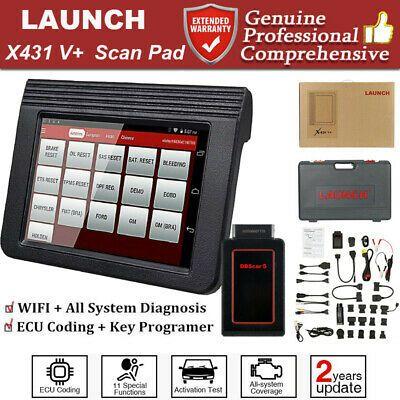 Bi Directional Scan Tool >> Ad Ebay Link Launch X431 V Car Diagnostic Scan Tablet Bi