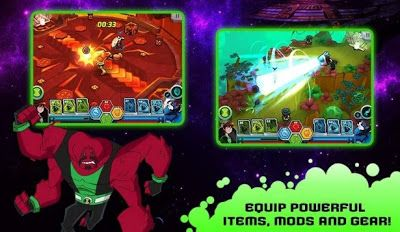 Wrath of Psychobos – Ben 10 Mod Apk Download – Mod Apk Free