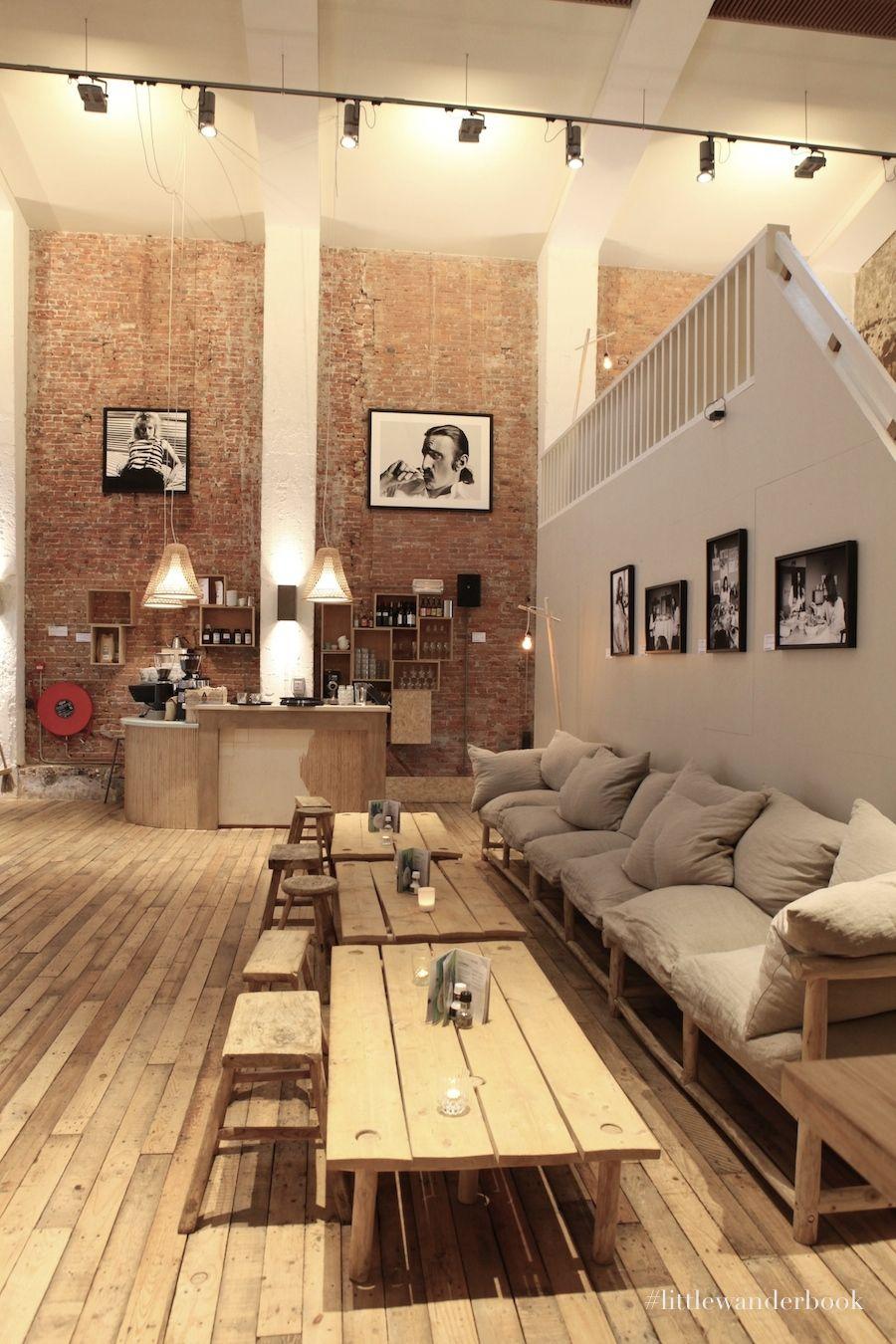Home Decor Shop Design Ideas: ADAM / CT Coffee & Coconuts Amsterdam