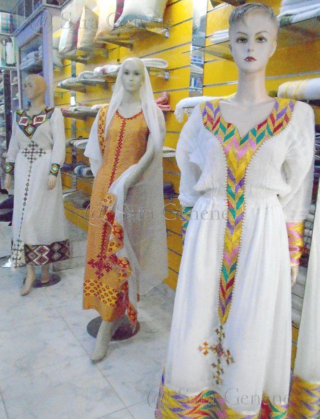Shopping: Ethiopian Traditional Wedding Dress | Pinterest ...
