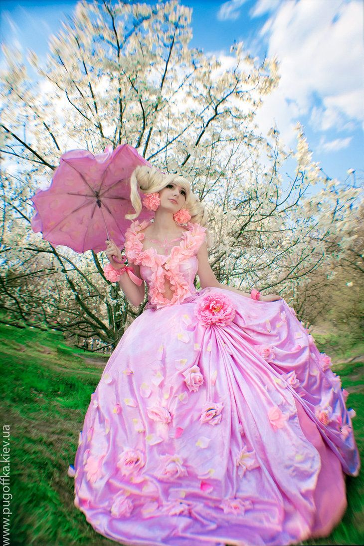 Flower dress by bellatrixaiden.deviantart.com on @DeviantArt