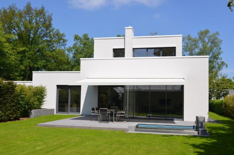 Terrasse mit garten p ffel architekten h user architektur einfamilienhaus und haus - Architekt bremen einfamilienhaus ...