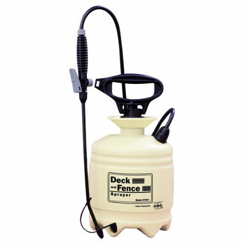 Hudson 67991 Deck And Fence Poly 1 Gallon Sprayer by Hudson