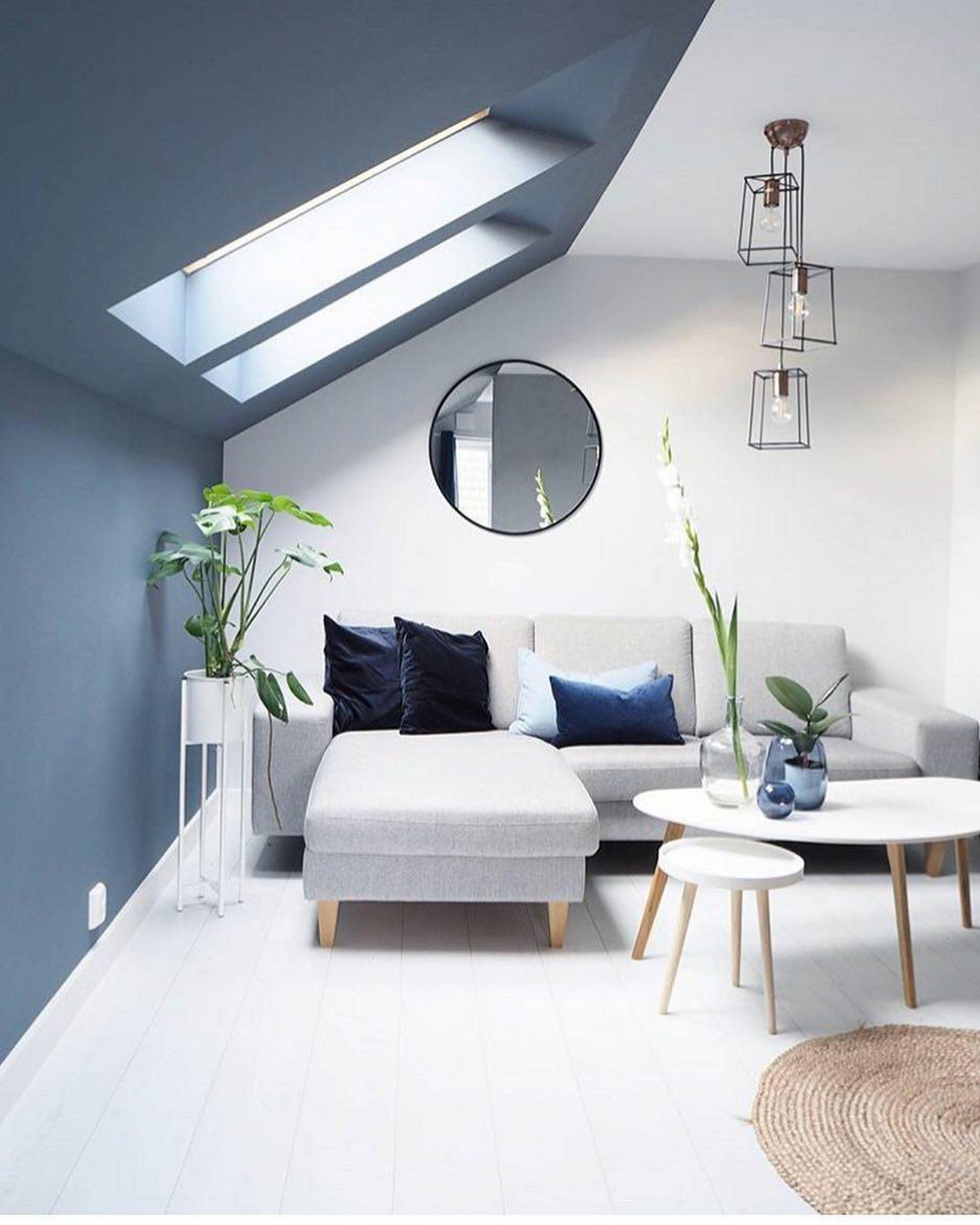 Moderne Hausinnenarchitektur, Innenarchitektur Wohnzimmer, Moderne Häuser,  Haus Innenräume