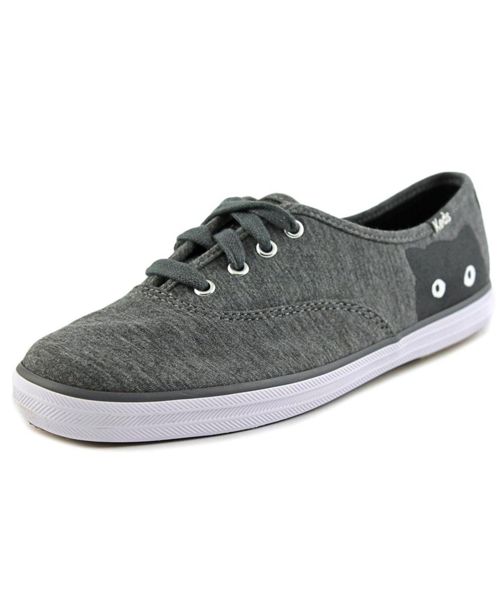65de1da070b KEDS Keds Taylor Swift S Champion Sneaky Cat Round Toe Canvas Sneakers .   keds