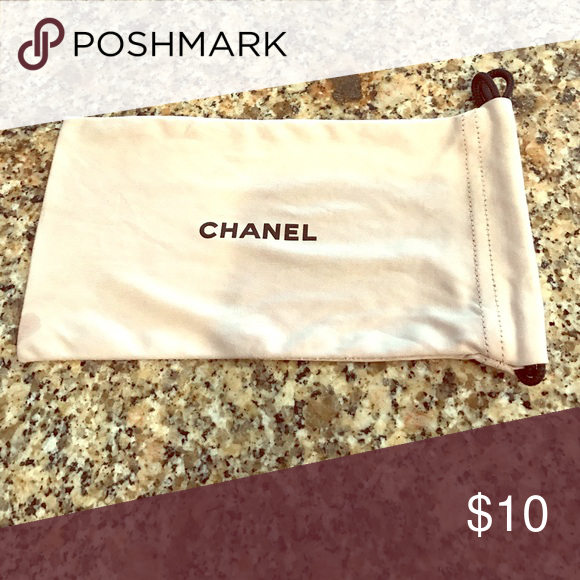 Chanel sunglass bag Empty dust bag for Chanel sunglasses CHANEL Accessories