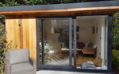 Morespace4u Bespoke Garden Buildings Lichfield | Bespoke Garden Offices