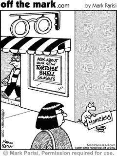 Ha! Glasses humor #tortoiseshell   USED PINS   Eye jokes ...