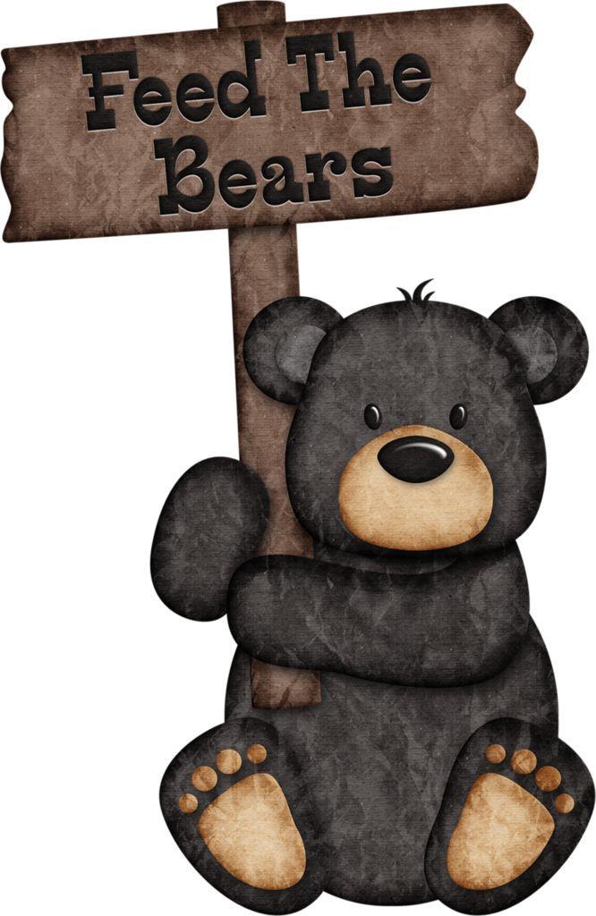 Camping bear. Image result for clipart