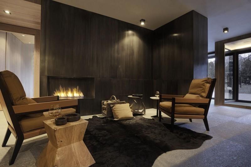 Eden Hotel in Bormio, Italy. Designed by Milano-based studio Antonio Citterio Patricia Viel  Partners.