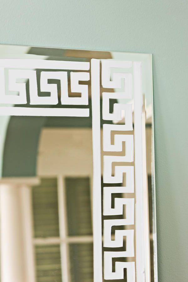 15 Mirror Priceless Look Etched Mirror Diy Mirror Mirror