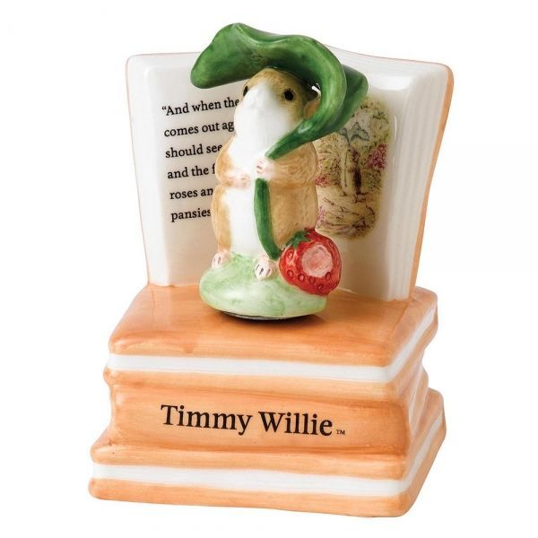 Timmy+Willie+-+Timmy+Willie+13.5cm+Musical+Figurine