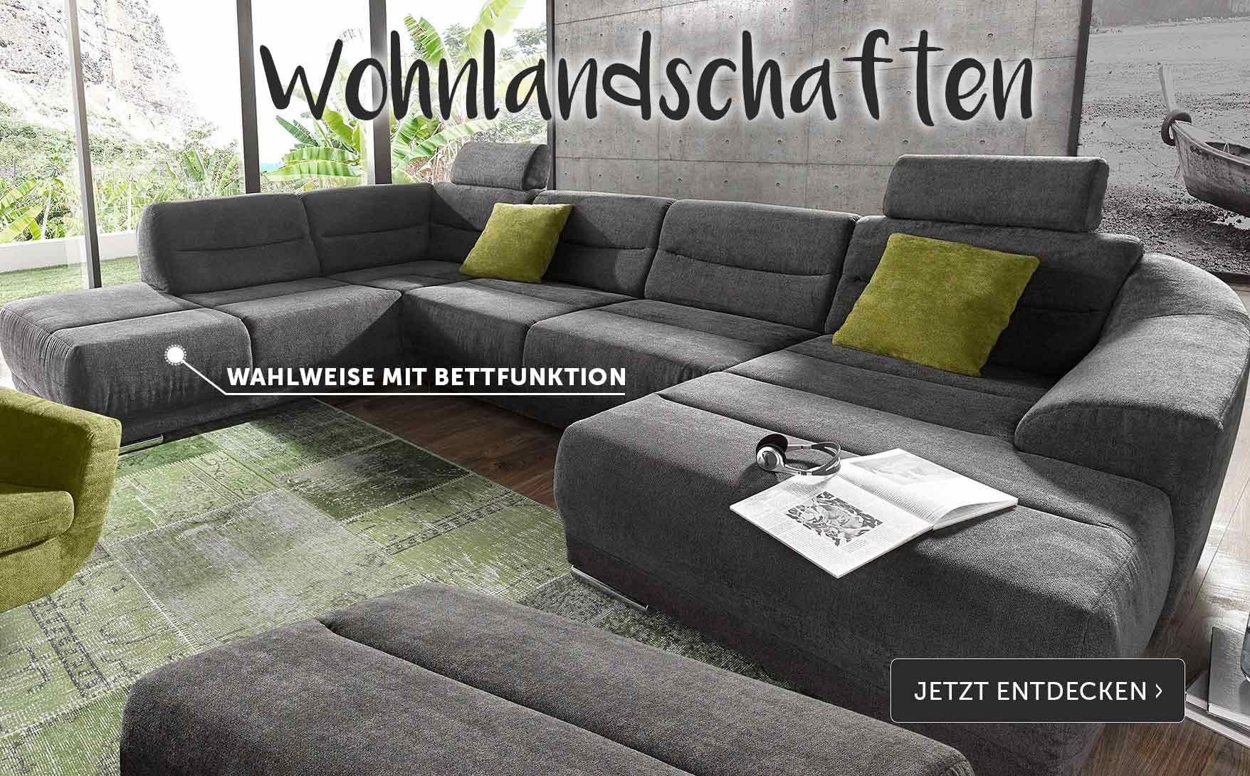 Sit More Wohnlandschaft Mit Federkern Inklusive