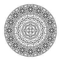 Print And Color Mandalas Online Mandala Coloring Abstract Coloring Pages Mandala Coloring Pages