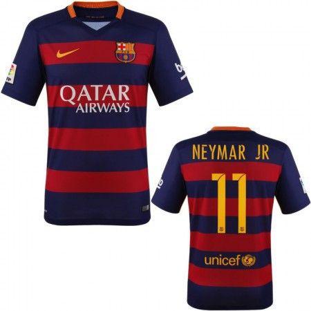 Neymar Jersey Barcelona 2015 2016 Neymar Neymar Jr Messi Shirt
