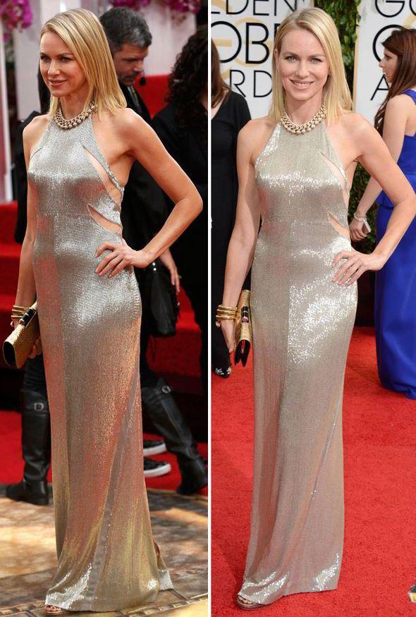 Golden Globes 2014, Beverly Hilton hotel, michelle dockery, naomi watts, downton abbey, amy adams