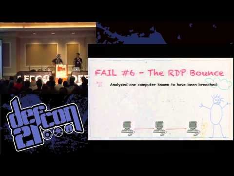 Defcon 21 - Forensic Fails - Shift + Delete Won\u0027t Help You Here - Forensic Report
