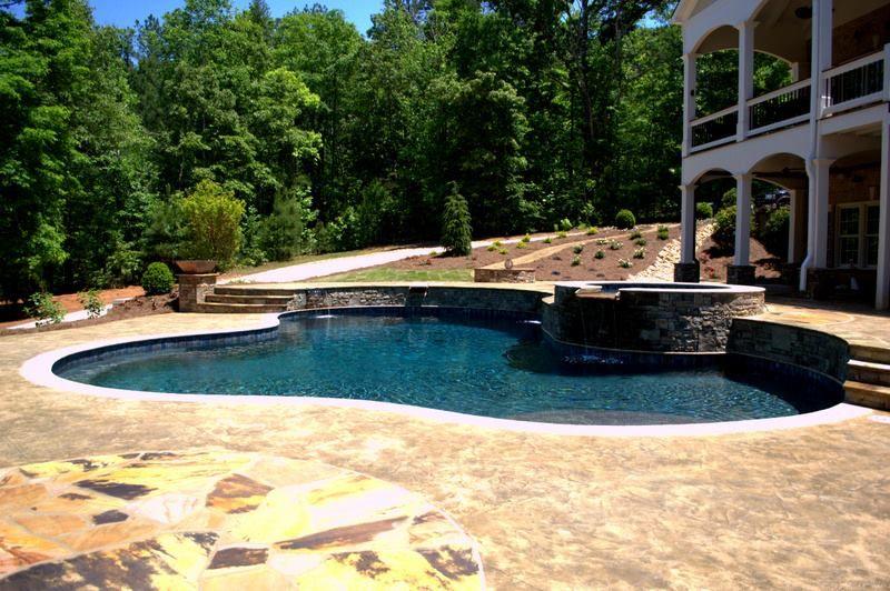 Brown S Pools Spas Of Dallas Georgia Www Brownspools