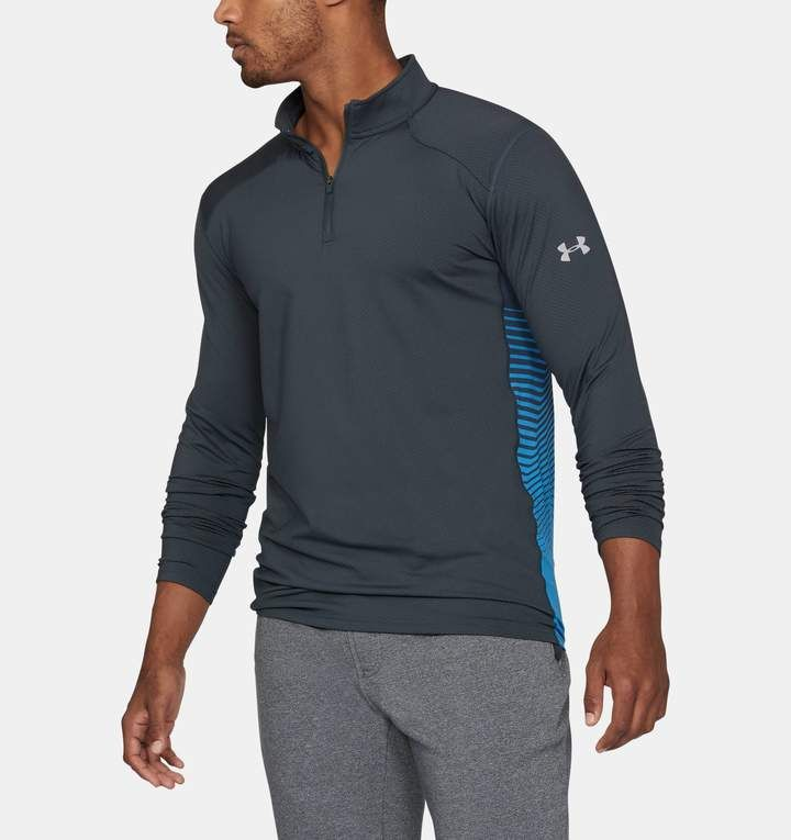 kinder Größe 7 Discounter Men's ColdGear® Reactor Fitted ¼ Zip | Under Armour US ...
