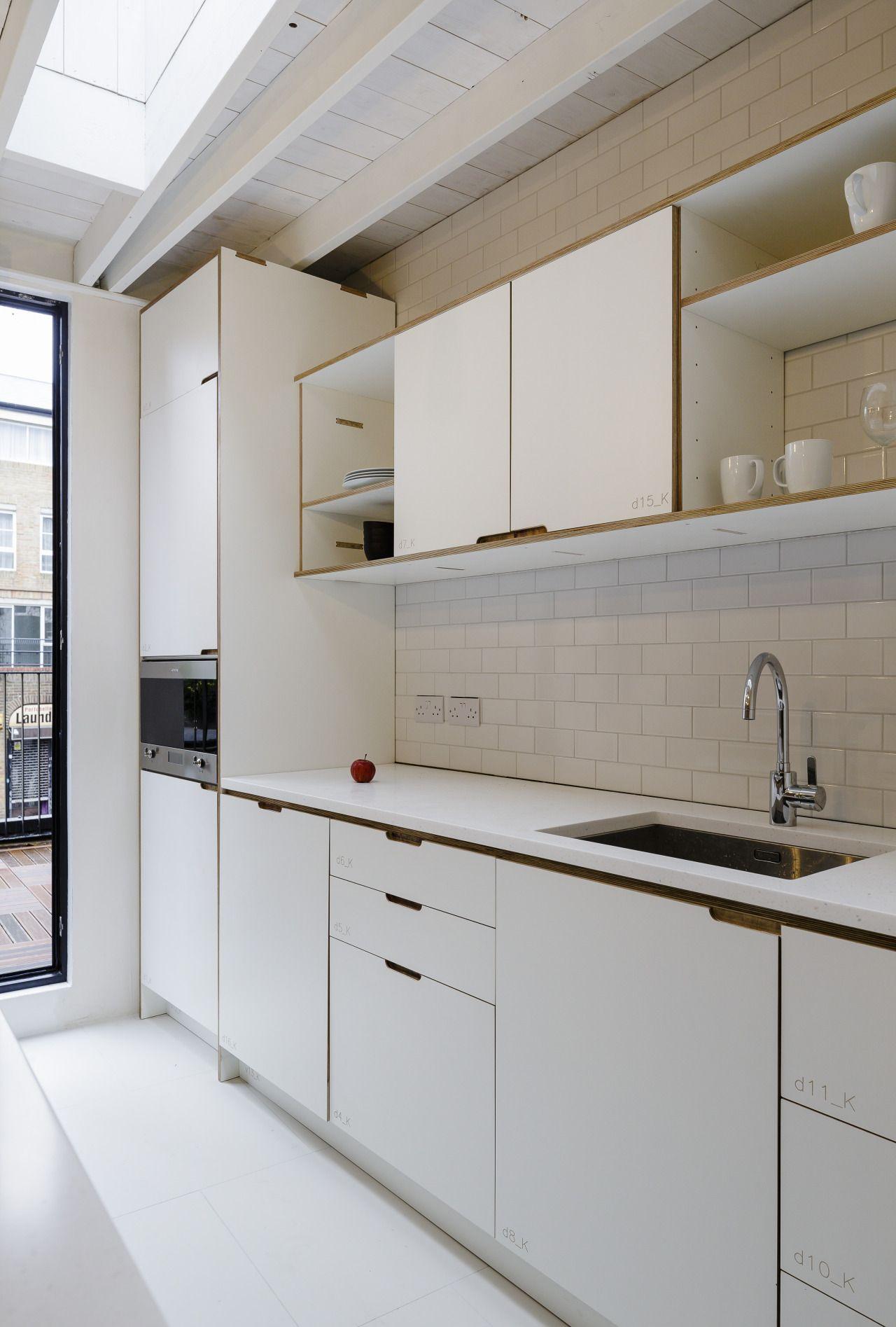 Maisonette-design-bilder photo   kitchen  in   pinterest  interior kitchen and room