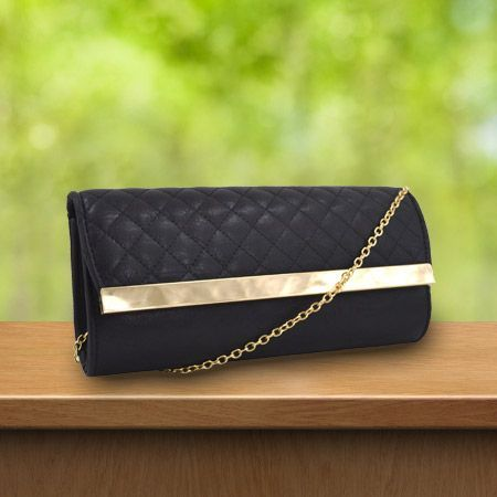 For the ladies who love elegance and style grab this clutch bag at very…