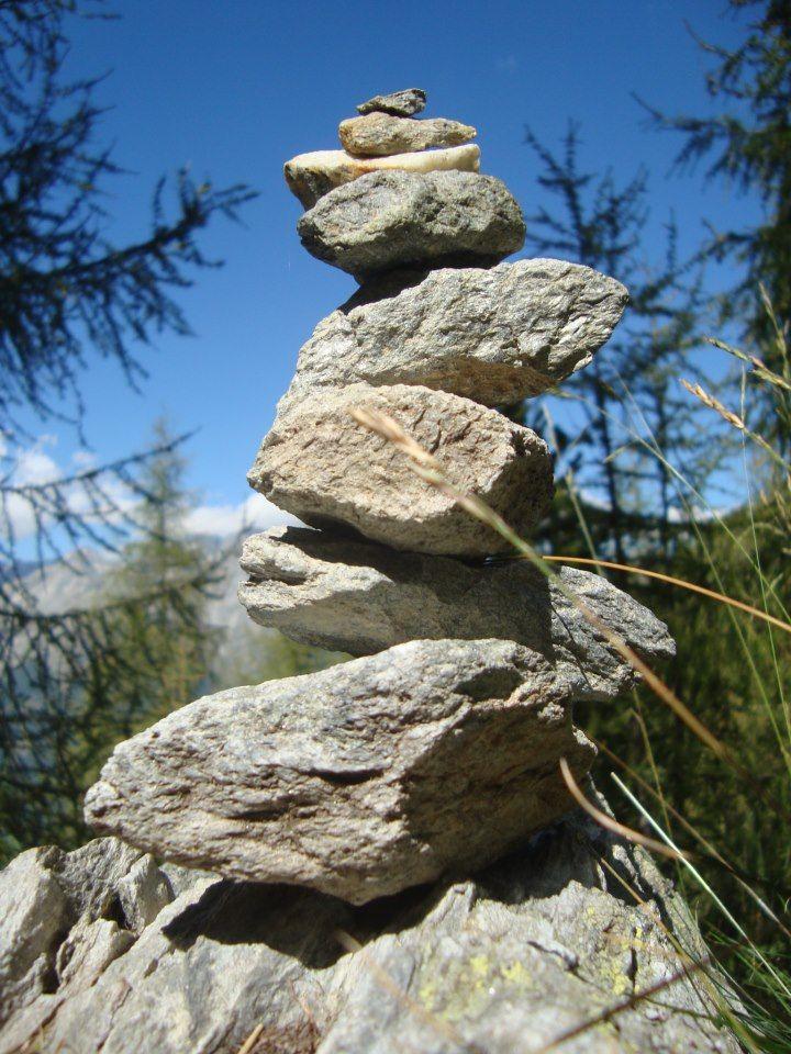 Steinmenschen aus dem #ahrntal #Suedtirol