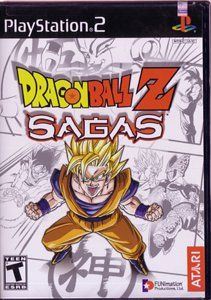 Amazon Com Dragonball Z Sagas Playstation 2 Artist Not