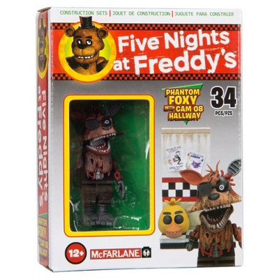 Five Nights At Freddy S Micro Builds Fun With Balloon Boy Five Nights At Freddy S Five Night Freddy