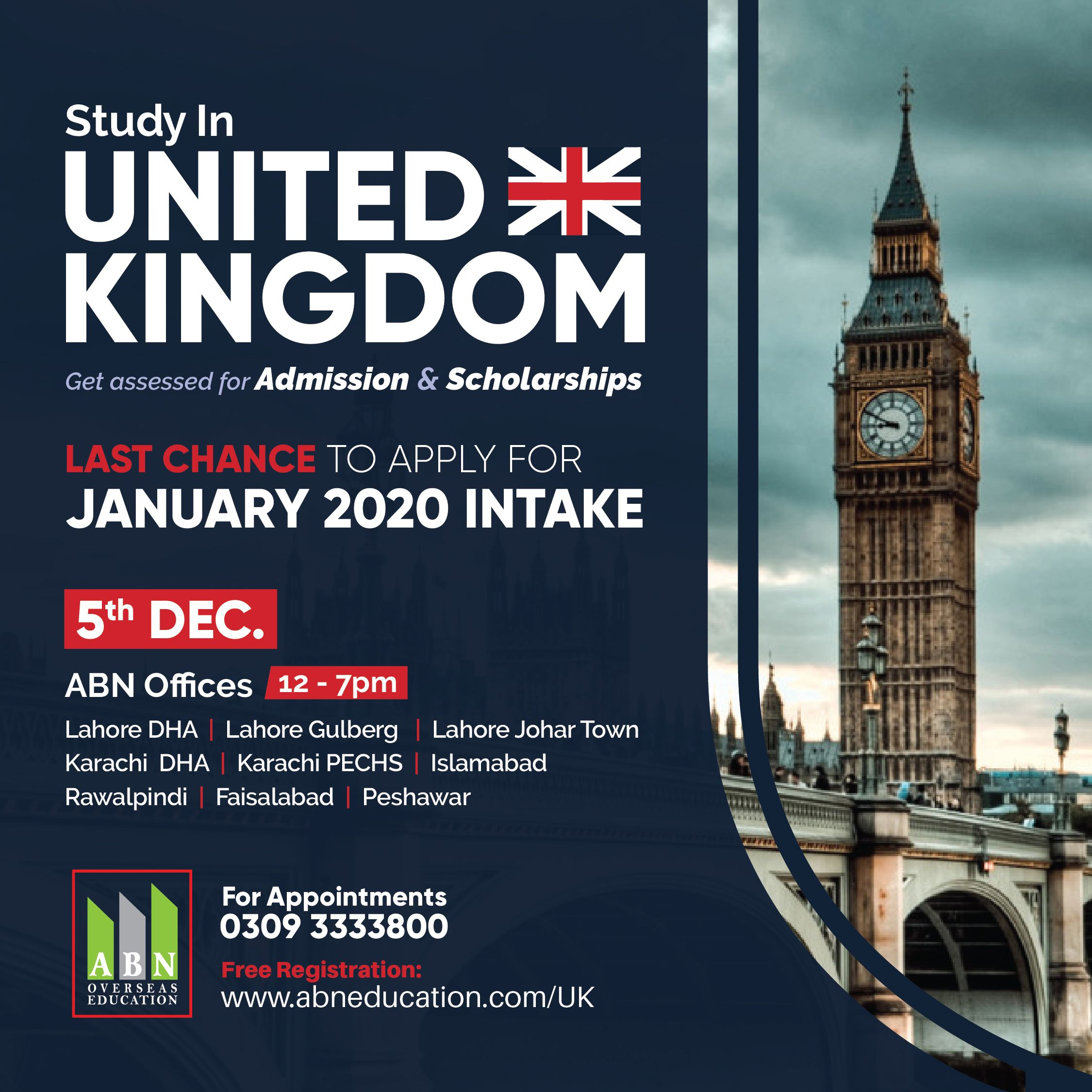 Study In Uk Overseas Education Education Poster Admissions Poster