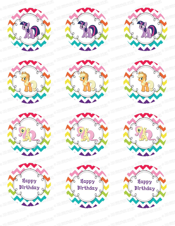 Un Anniversaire My Little Pony Birthday Mlp Birthday