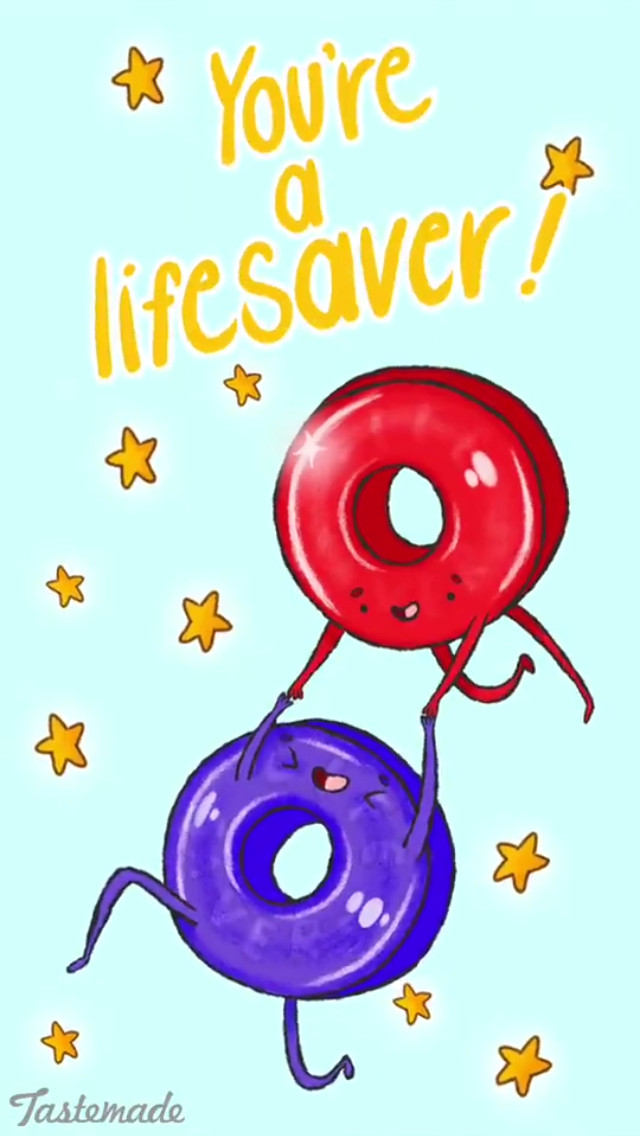 Lifesaver Cartoons and Comics - funny pictures from CartoonStock