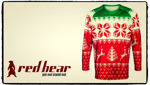 Christmas Running Top.Got To Love This Christmas Running Top From Redbear More