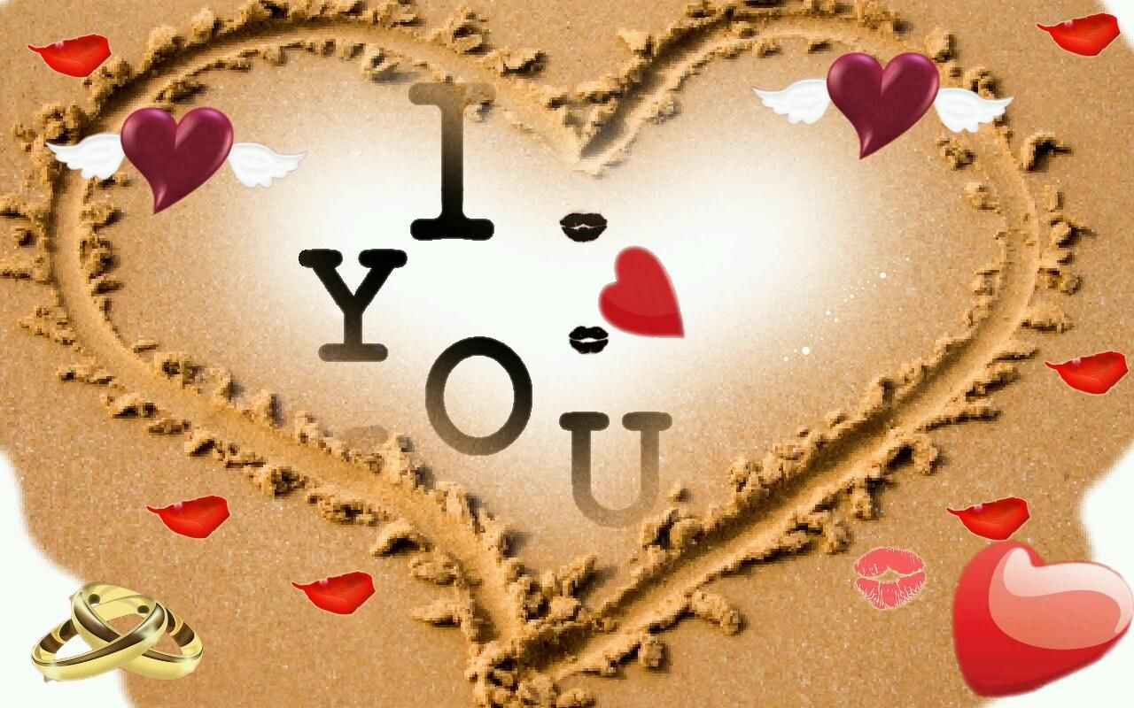Download I Love You S wallpapers to your cell phone - lv us | All ...