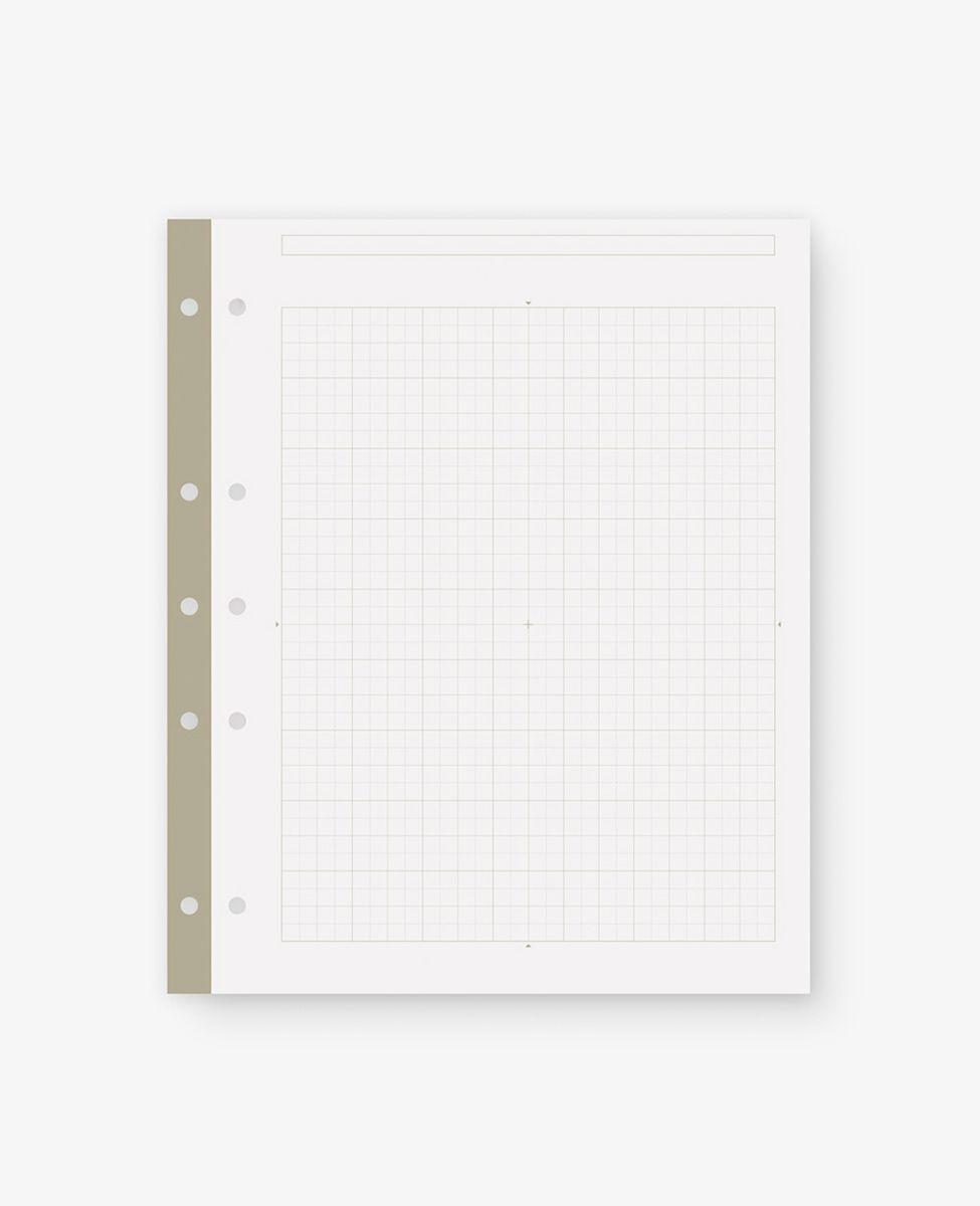 binder filler paper