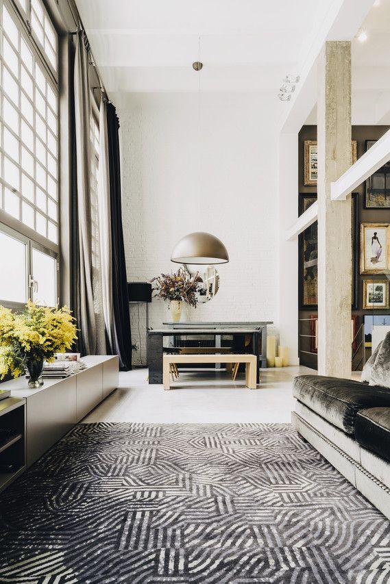 Nani Marquina S Magic Carpets Living Room Carpet Living Room Diy Patterned Carpet