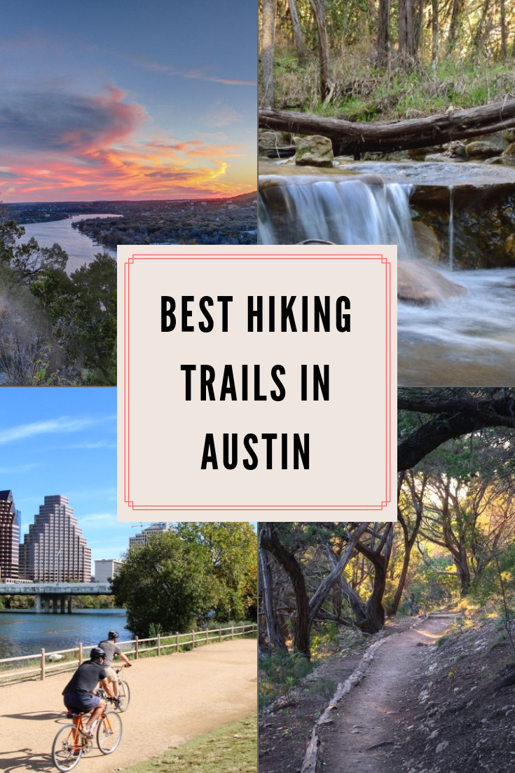 The Best Hiking Trails in Austin – Don't Miss Out! #hikingtrails