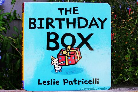 """My aunt used to give us """"birthday boxes,"""" full of lil goodies for our birthdays. Now as an aunt, I'm gathering ideas to make future birthday boxes...I need this book for the next birthday!"""