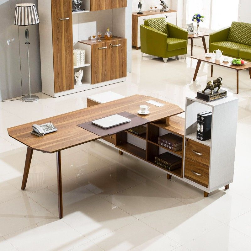 High Quality Fashionable Office Furniture Modern Simple Secretary Table