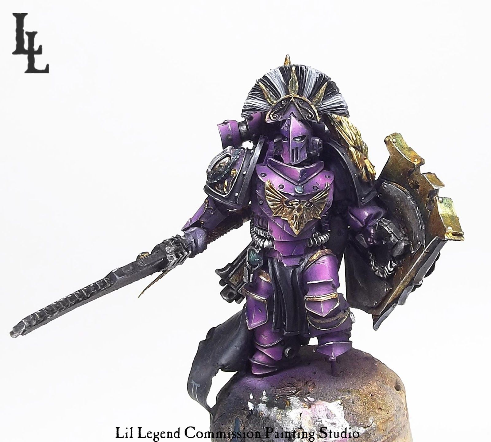 how to paint warhammer 40k miniatures pdf