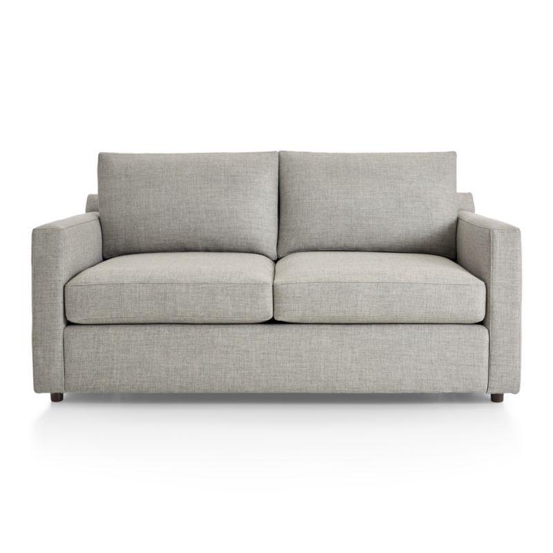 Groovy Barrett Full Sleeper With Air Mattress Reviews Crate And Creativecarmelina Interior Chair Design Creativecarmelinacom
